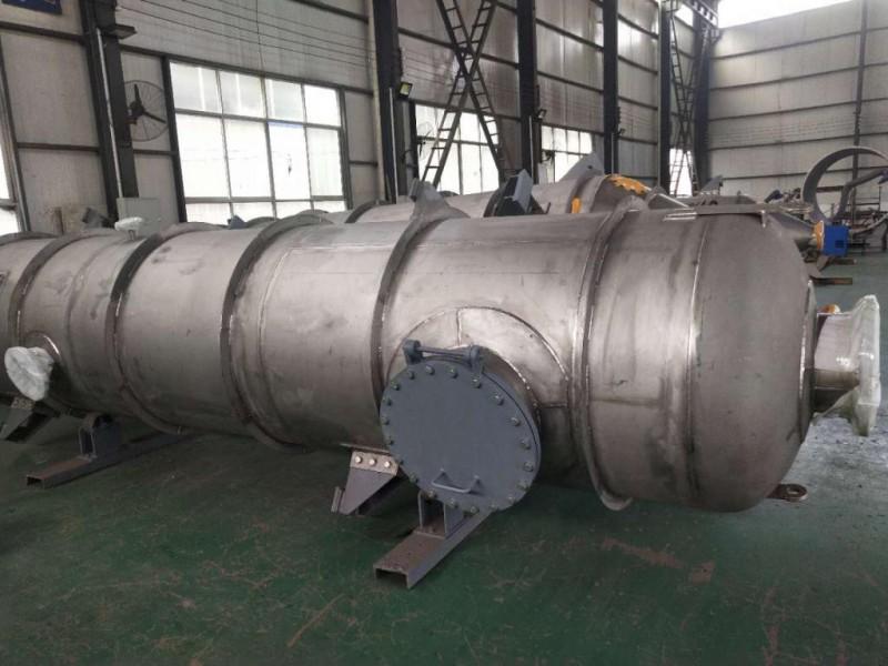 化工设备钛材非标设备定制加工宝鸡邦瑞达钛业有限公司