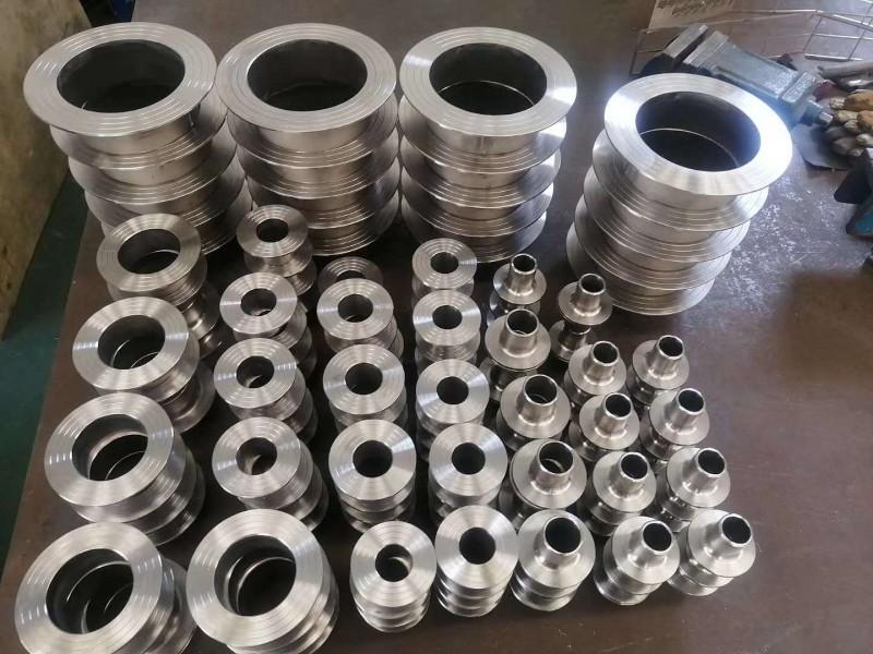 钛翻边,钛管件陕西宝鸡邦瑞达钛业大量批发