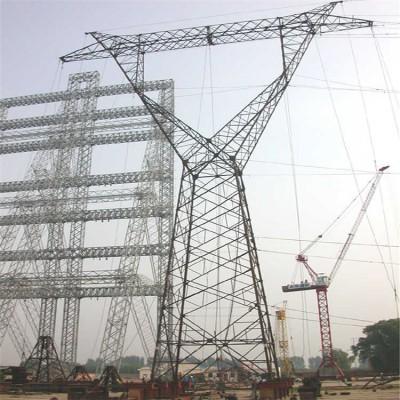 河北天缘电力塔输电线路铁塔电力角钢塔电力杆塔定制生产
