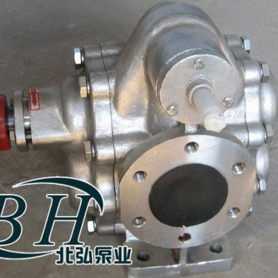 KCB-483.3不锈钢齿轮泵,KCB不锈钢齿轮泵