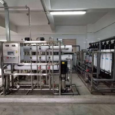 苏州水处理设备|纺织厂生产用水设备|中水回用设备