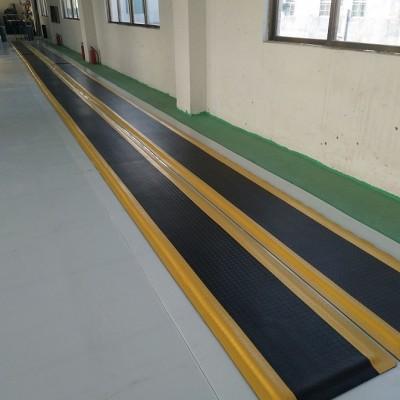 机床防滑防疲劳脚垫,PVC抗疲劳地垫厂家