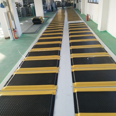 库房缓解疲劳垫,走道耐用防滑地垫,卡优防滑垫