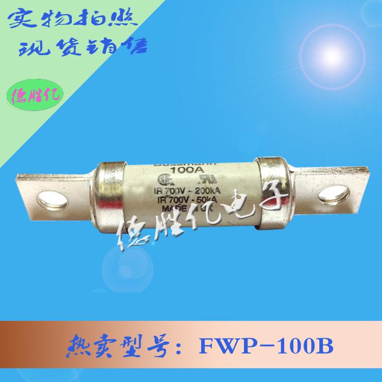 美国BUSSMANN快速熔断器 FWP-100B供应