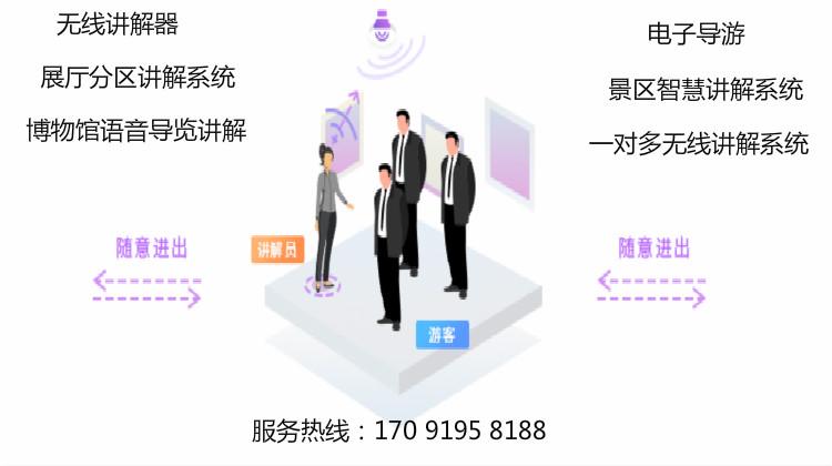 宁波出售展馆导览器 博物馆解说导览机导览器