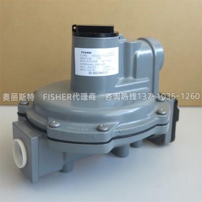 美国Fisher调压器 R622-1732-93104煤气阀