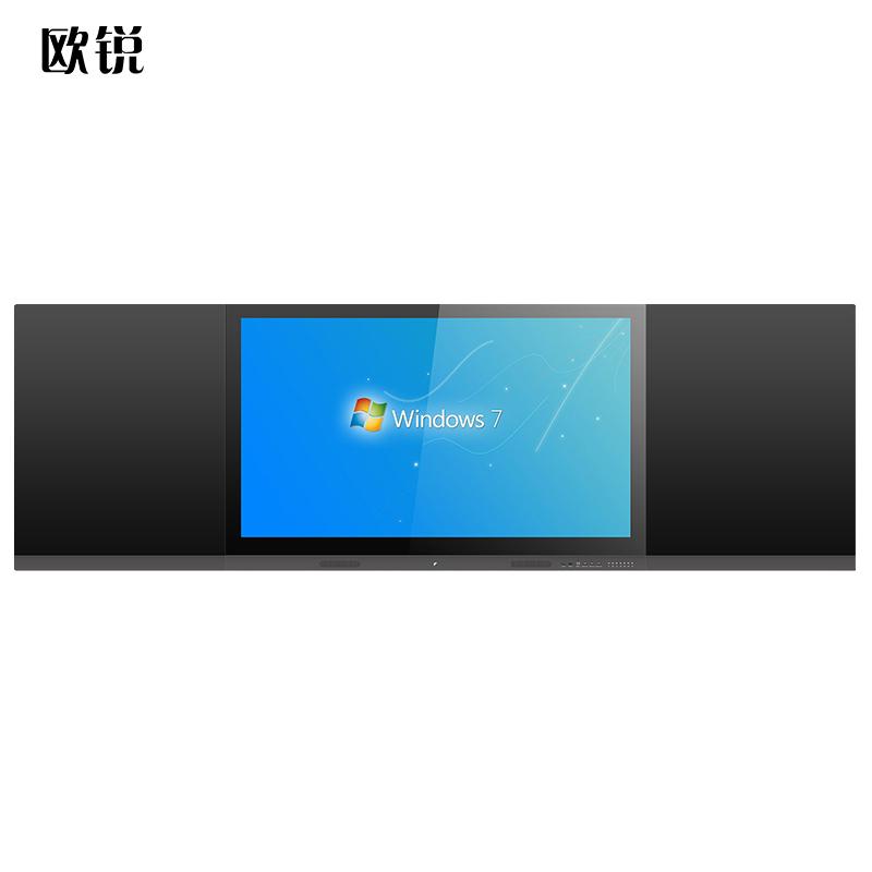 欧锐智慧黑板触控一体机 82英寸 双系统I3/4G/128G