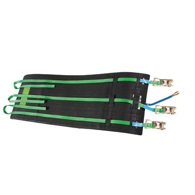 捆绑式堵漏袋用于50-450mm直径管道或容器
