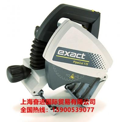重量轻 易携带 精切割 强动力 Exact 170电动切管机