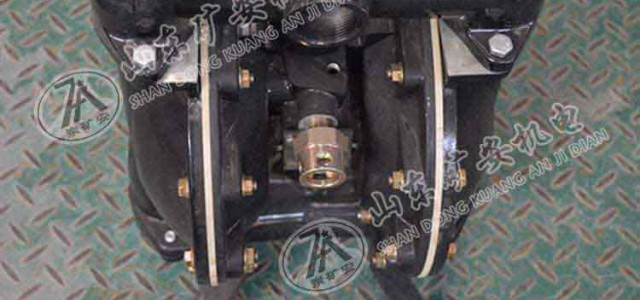 BQG气动隔膜泵 BQG气动隔膜泵组成结构