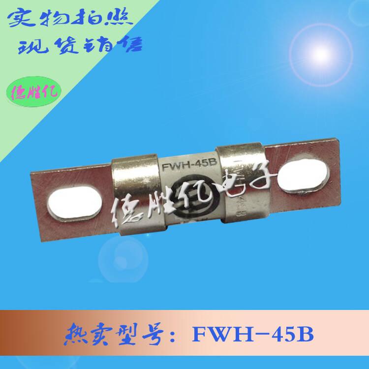巴斯曼熔断器 FWH-45B 全新