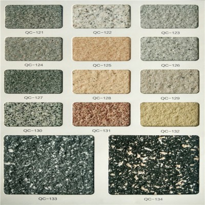 水包水 真石漆内墙粉刷外墙装饰 乳胶漆