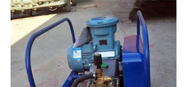 便携式阻化泵BH-40/2.5煤矿防灭火阻化多用泵厂家