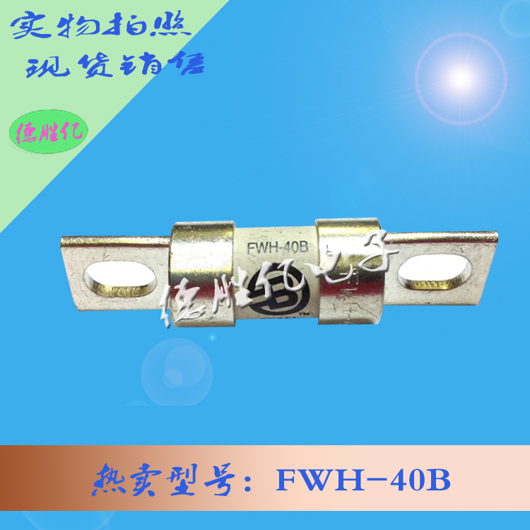 美国巴斯曼快速熔断器FWH-40B 价优