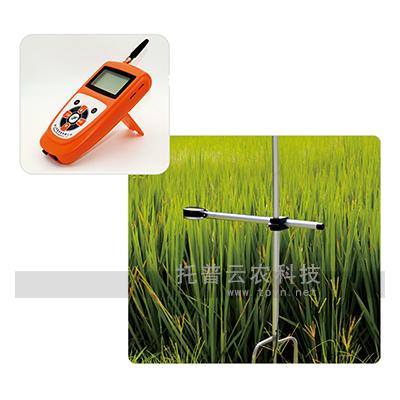 植物冠层分析仪(冠层太阳辐射变化)