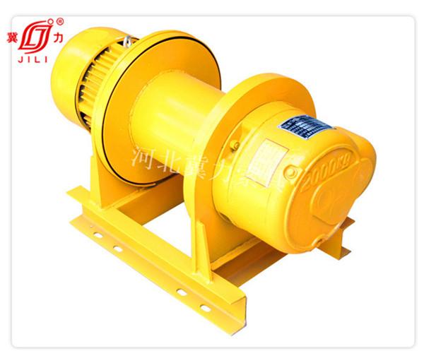 1吨3吨卷扬机能拉多少吨/3吨卷扬机多少钱