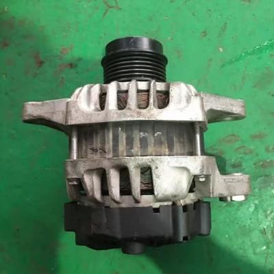 大众辉腾发电机 空调泵 ABS泵原装拆车配件