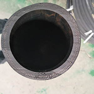 生产4寸8寸吸排泥沙胶管 大口径输水胶管 钢丝骨架带法兰胶管