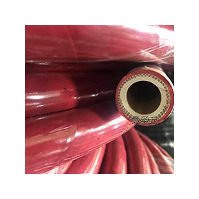 中频炉用无碳胶管DN42外红内白夹线绝缘6KV压力10kg