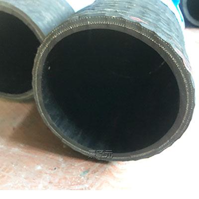 煤矿用大口径输灰喷煤胶管6寸 螺旋钢丝增强混凝土胶管