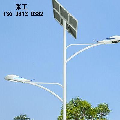 平泉做太阳能路灯的厂家 平泉6米led路灯厂家