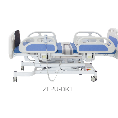运动功能障碍多功能电动康复床外形尺寸