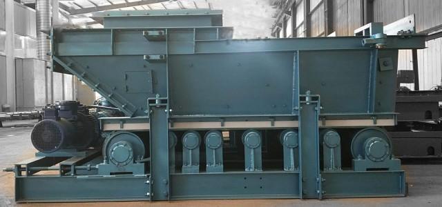 矿用带式给煤机GLD800/5.5/S甲带给煤机支持定做