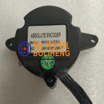 BM18-W-DZW,BM18A-W多圈编码器