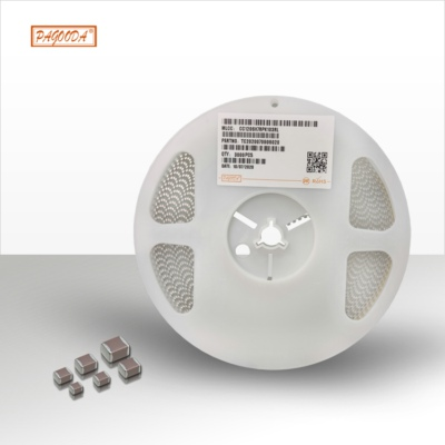 0805 200pf npo材质贴片电容