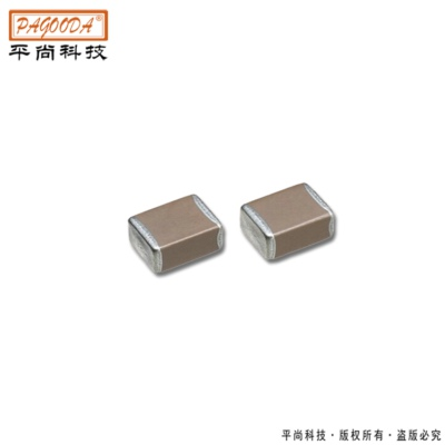0603 X7R 561K 50V常规贴片电容