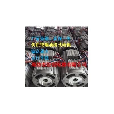 厂家直销3KW沉油式电机
