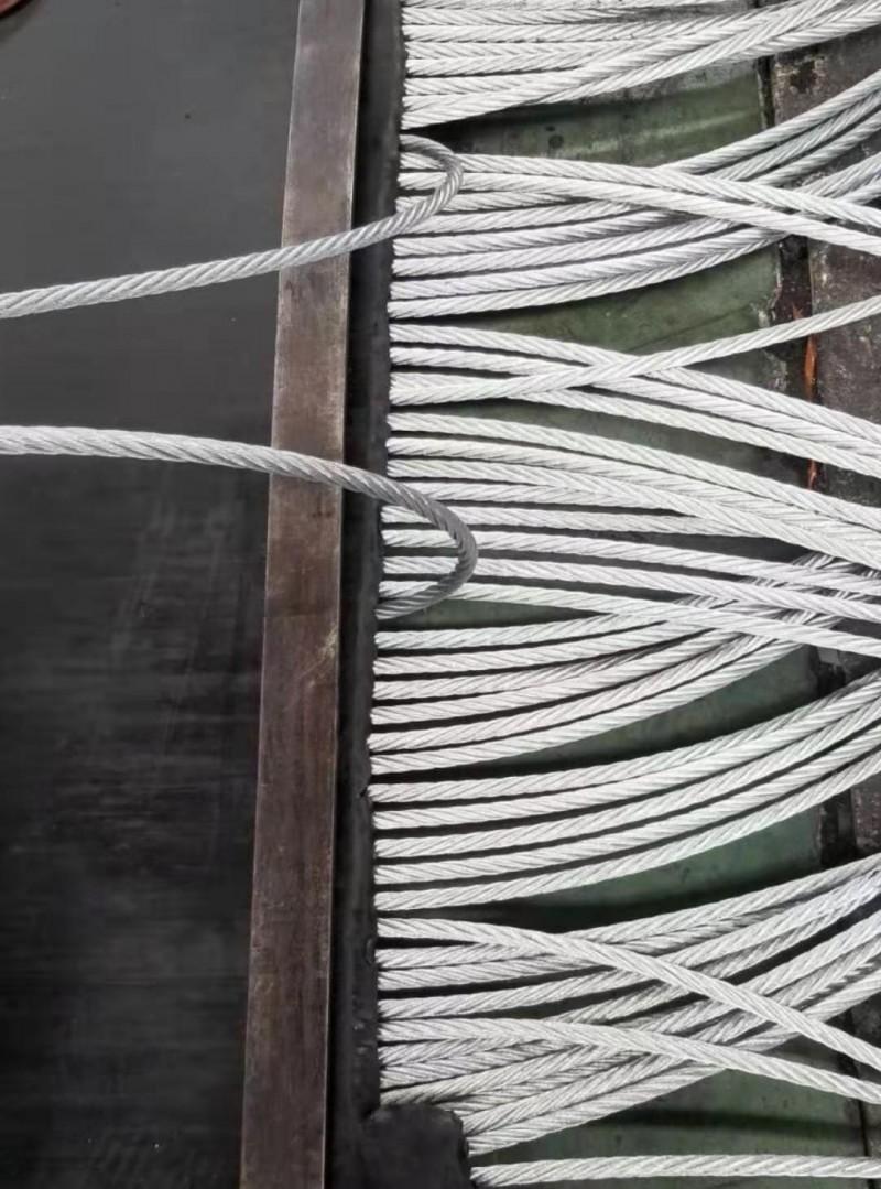 斗提机钢丝绳输送带      钢丝绳芯输送带