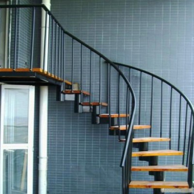 新疆钢结构楼梯设计-远东伟业