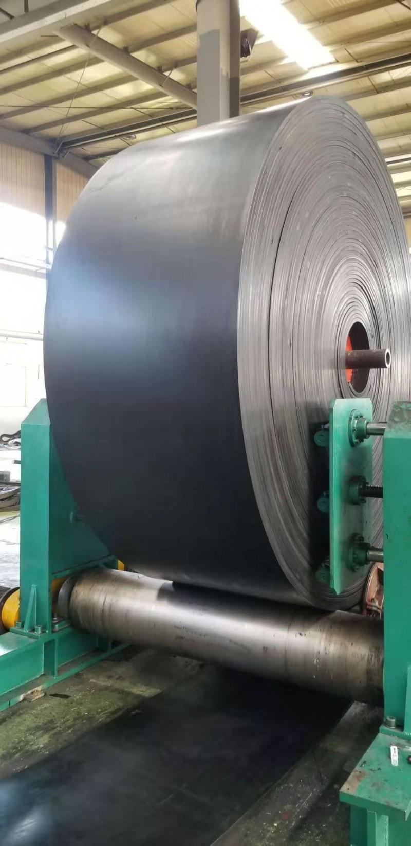 环形橡胶输送带     橡胶平皮带生产厂家