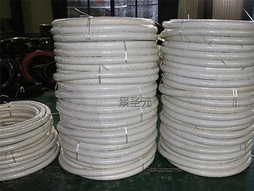 电厂用外包石棉胶管阻燃耐高温多种规格尺寸加工定做