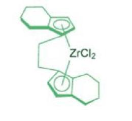 rac-乙烯双(4,5,6,7-四氢-1-茚基)二氯化锆