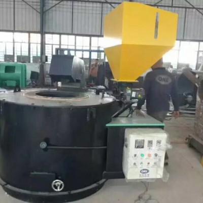 福建厂家供应500kg生物质熔炼保温一体炉
