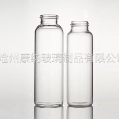 黑龙江大庆250ml高硼硅管制玻璃瓶—康纳