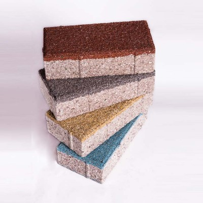 陶瓷透水砖与普通透水砖的区别